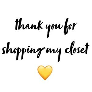 Other - THANK YOU💛